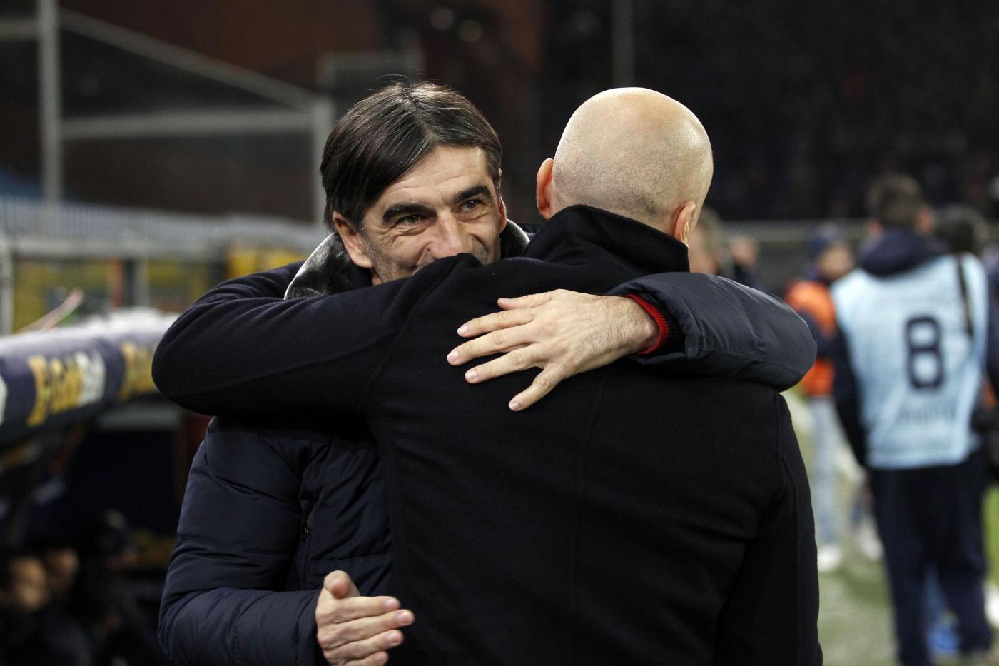 Pazza partita a Marassi, Genoa-Palermo 3-4