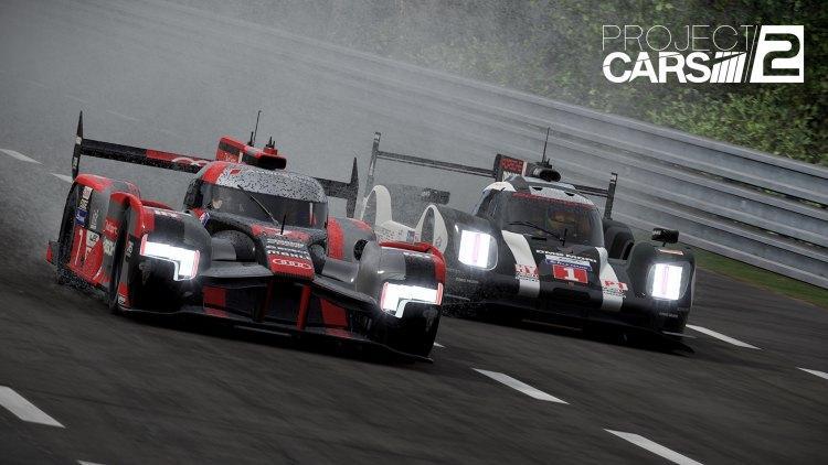 Project Cars 2 ti porta a Le Mans