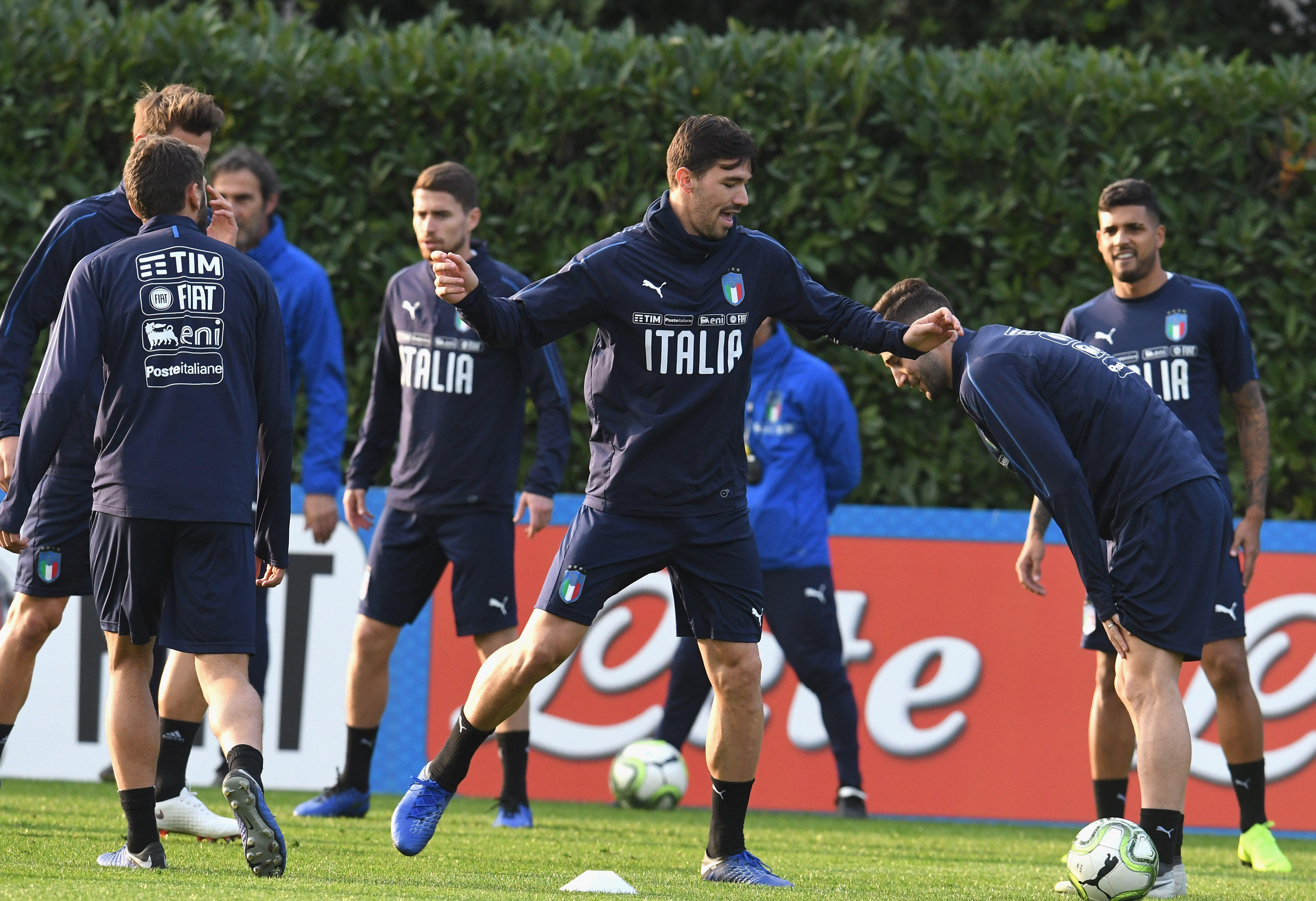 Nations League: Italia al lavoro per il Portogallo