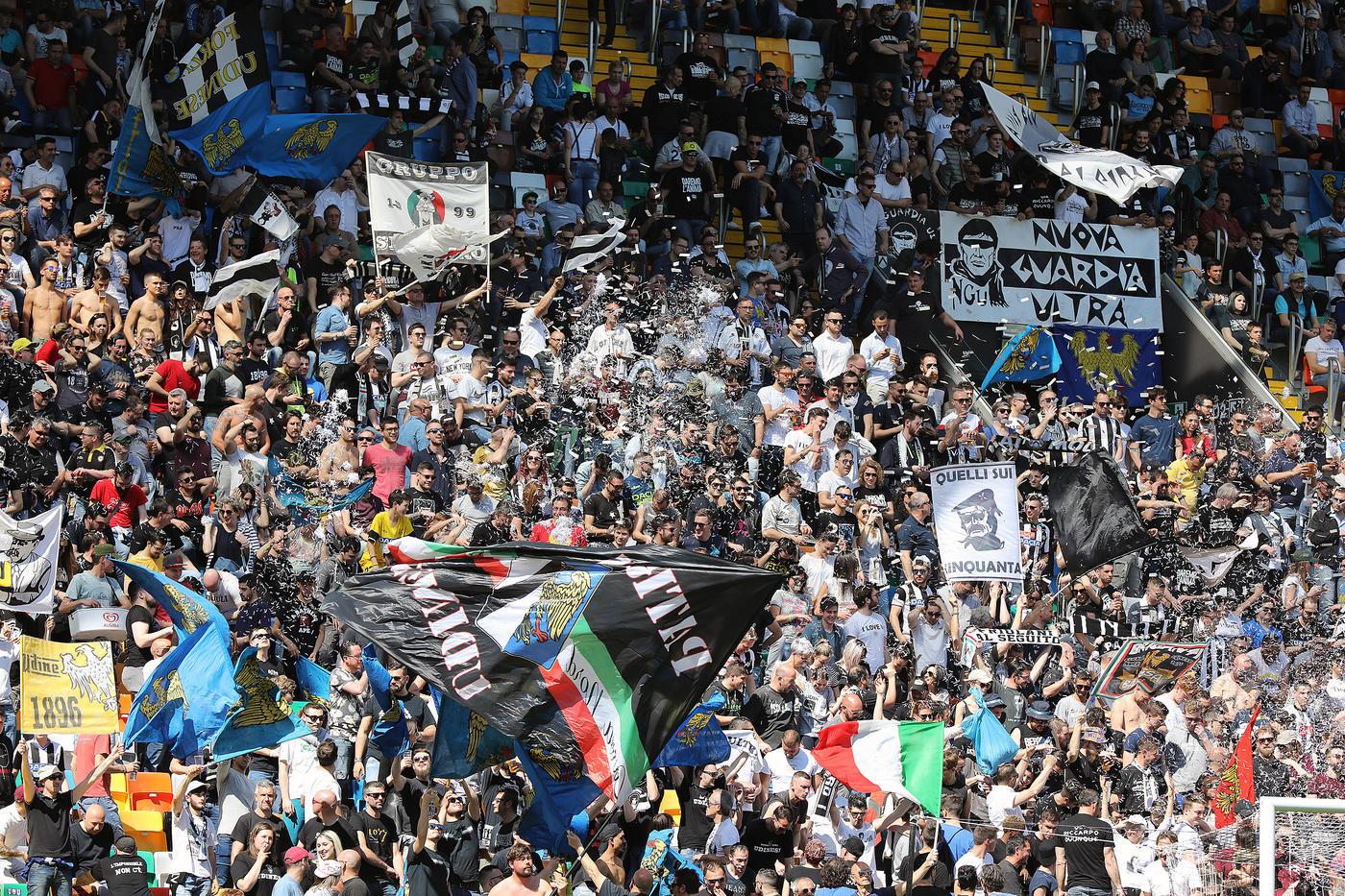 Un punto d'oro per l'Udinese