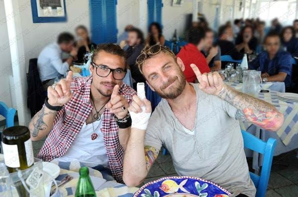 Roma a tavola il saluto a luis enrique superhomepage - Buon pranzo in spagnolo ...