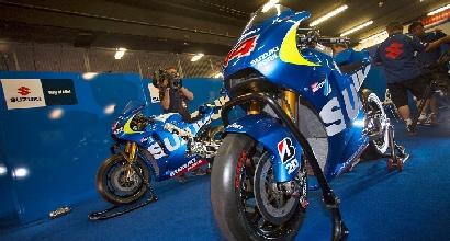 La nuova Suzuki MotoGP (motogp.com)