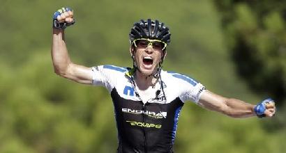 Vuelta 2013: Koenig vince l'8a tappa, Nibali perde la maglia rossa che va a Roche