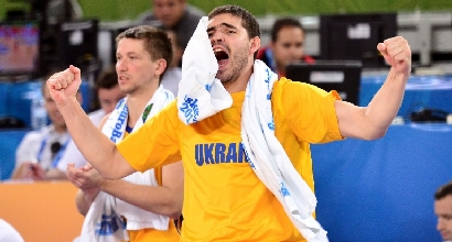 Ucraina, foto Afp