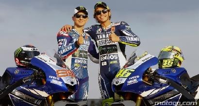 """Valentino Rossi: """"Sono pronto ad aiutare Lorenzo, se me lo chiedono"""""""