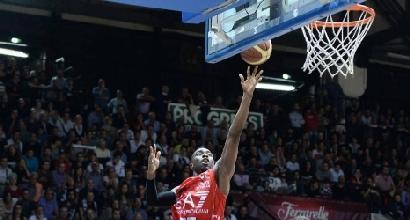 Basket Serie A: Milano sbanca Caserta