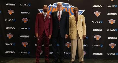 Nba: Phil Jackson nuovo presidente dei Knicks
