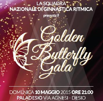 Golden Butterfly Gala, lo show delle farfalle