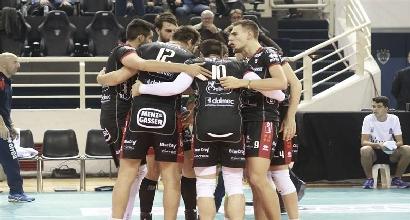 Volley, Champions: Trento e Civitanova non si fermano