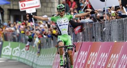 Giro 2016, 10a tappa: Ciccone da applausi, Jungels in maglia rosa