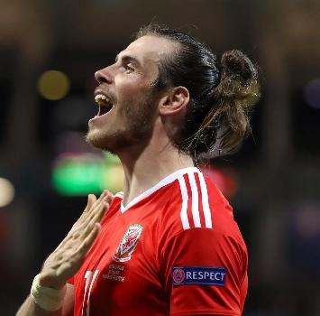 Euro 2016: brilla la stella di Gareth Bale