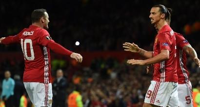 Lo United asfalta Ranieri: Mourinho vince la sfida tra ex Inter