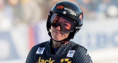 SuperG Garmisch: vince Lara Gut