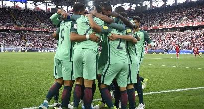 Confederations Cup: Ronaldo piega la Russia, Messico ok con la Nuova Zelanda