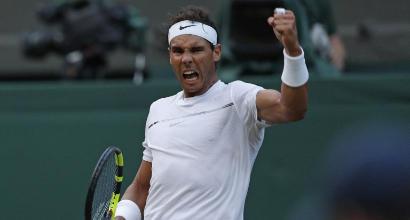 Tennis, Wimbledon: Murray e Nadal sul velluto al terzo turno