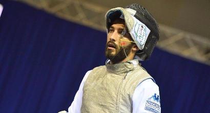 Scherma, Mondiali di Lipsia 2017: Garozzo di bronzo