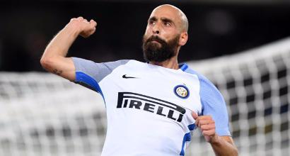 """Inter, Borja Valero: """"Venendo qui ho fatto un passo avanti"""""""
