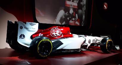 Alfa Romeo Sauber: Leclerc e Ericsson i piloti 2018