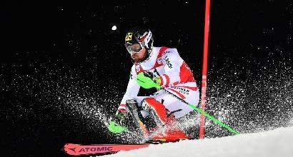 Cdm sci: Hirscher si riprende il primo posto a Schladming