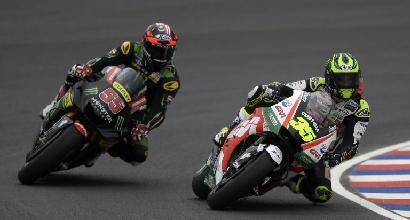 MotoGP, Crutchlow fa scattare l'allarme doping