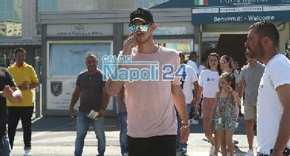 Fabian Ruiz già a Napoli, per ora... solo in crociera. Ma la firma è cosa fatta