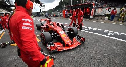 Ferrari, è sempre il solito problema