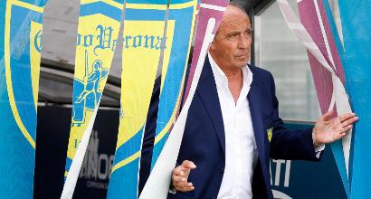 """Chievo, Ventura: """"Partita incommentabile, è stato un errore mio"""""""