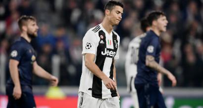 Juventus ko in Champions, il Napoli è l'unica italiana imbattuta