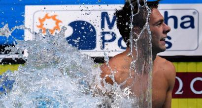 Mondiali nuoto, Romanchuk beffa Paltrinieri