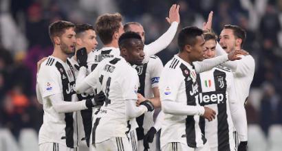 Juventus, trasferta sul campo della Lazio a caccia di altri record