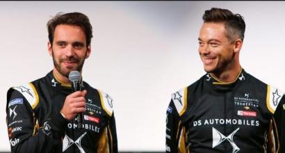 Formula E: Vergne e Lotterer oltre la rivalità