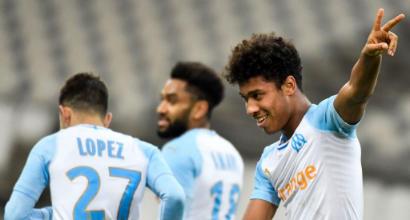 Ligue 1, Marsiglia-Bordeaux 1-0: Rudi Garcia si salva nel deserto del Velodrome