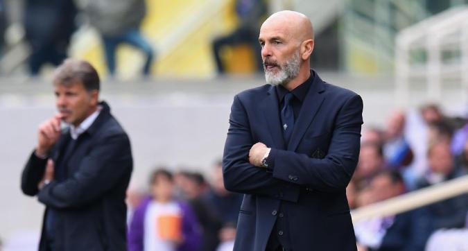 Pioli-Fiorentina,volano gli stracci