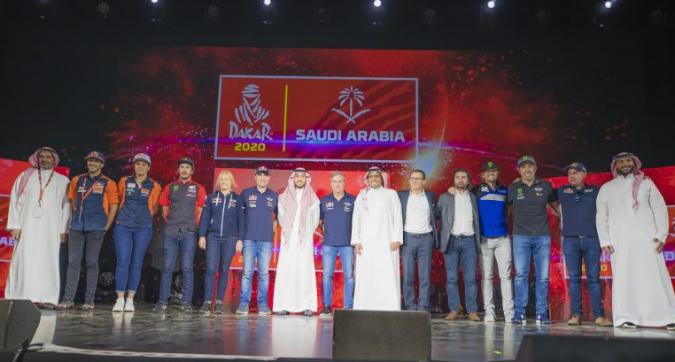 La Dakar in Arabia Saudita dal 2020