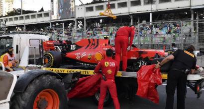 Ferrari, AFP
