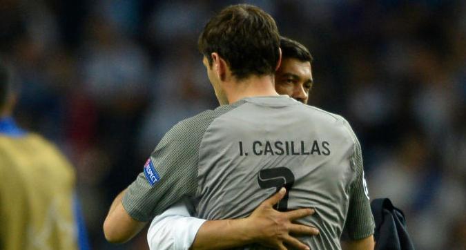 """Casillas, Conceiçao e la moglie: """"Sta bene, dimissioni lunedì"""""""