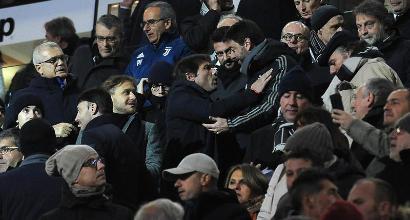 Juventus, Conte pronto a dire sì. Ma l'Inter non molla