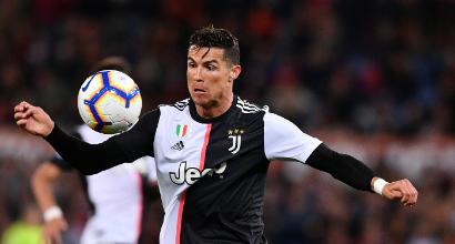 """Juve, Ronaldo: """"Non sono un robot, ma vivo per sorprendere le persone"""""""