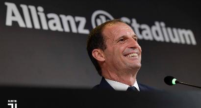 """Juventus, Allegri: """"Ha deciso la società, era il momento giusto di lasciarsi"""""""