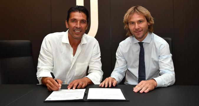 Juve-Buffon, è ufficiale:
