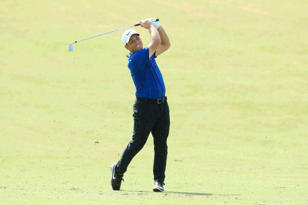 Golf, Race to Dubai: trionfa Francesco Molinari, le foto dell'impresa
