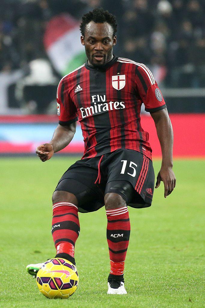 2014: Essien passa dal Chelsea al Milan, solo 22 presenze in un anno e mezzo