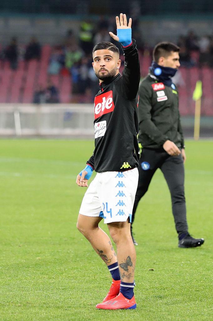 Serie A, Napoli-Sampdoria 3-0: si è sbloccato Insigne