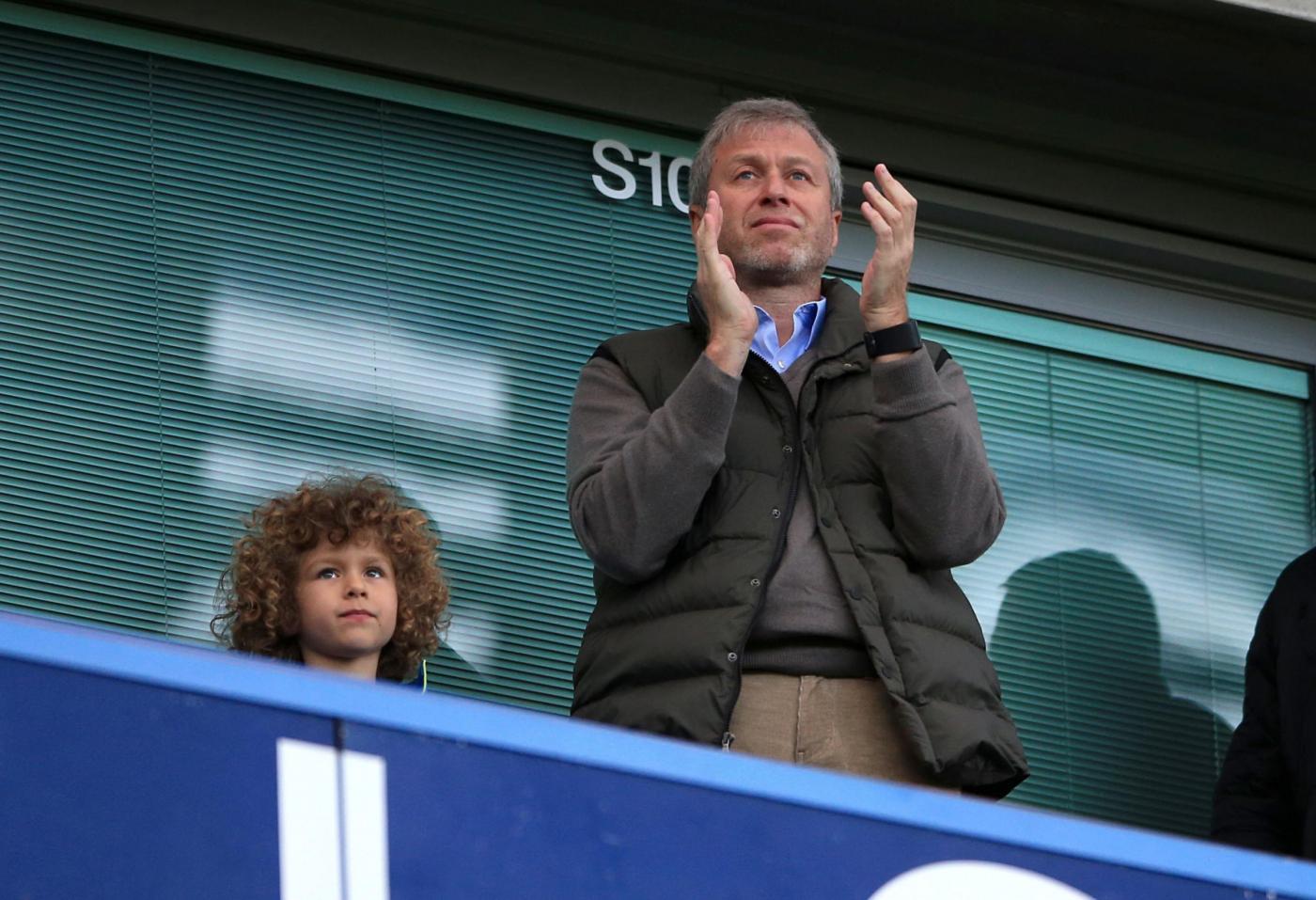 5 Roman Abramovich - Patron del Chelsea dal 2003, può contare su un patrimonio di 8,3 miliardi di sterline