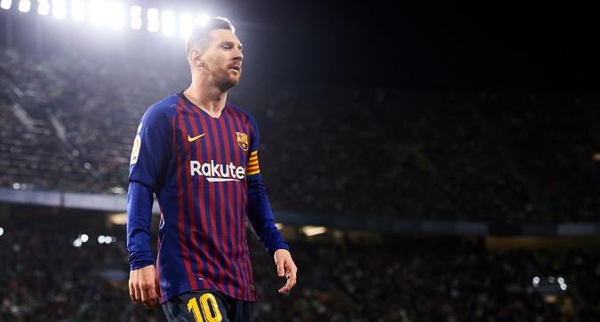 Scarpa d'Oro, Messi prende il largo