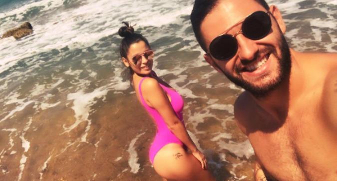 Kragl annuncia le nozze con Alessia Macari