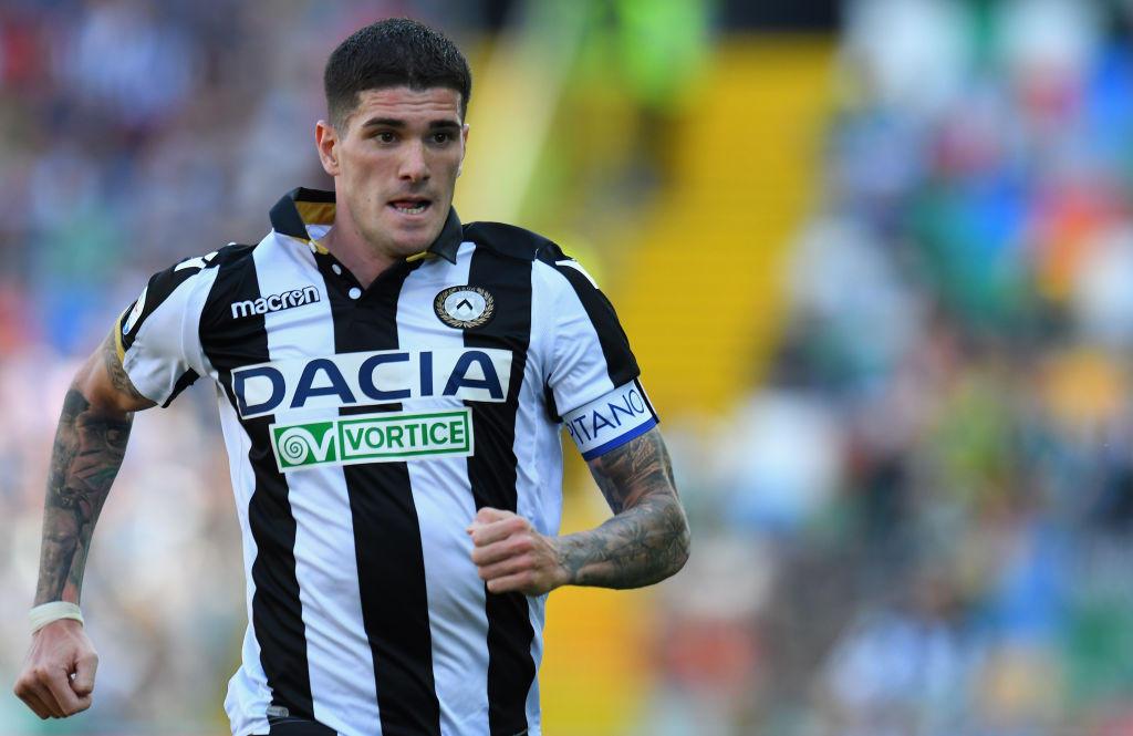 Udinese 33 (uguale rispetto al 2017/18)