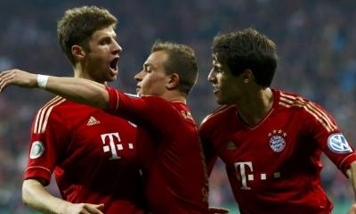 Sempre più Bayern, Reuters