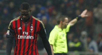 """Milan, Berlusconi: """"Basta, vendo Balotelli"""" - Mercato"""