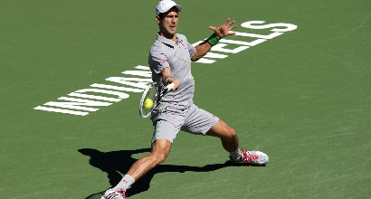 Novak Djokovic, foto Ansa